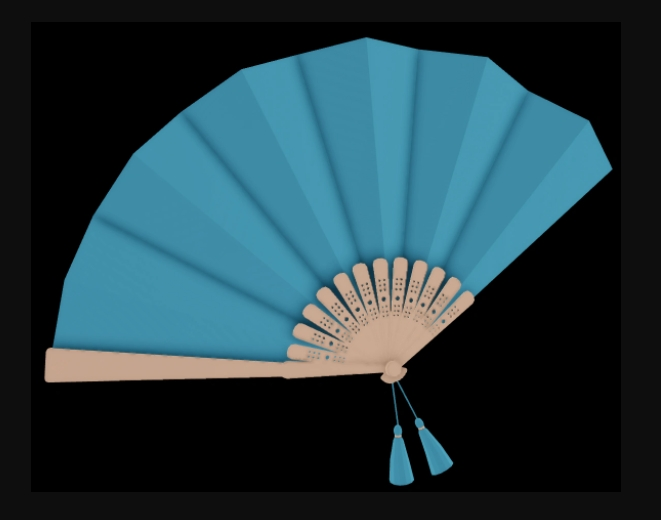 Traditional Hand Fan