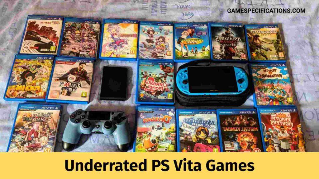 Underrated PS Vita Games