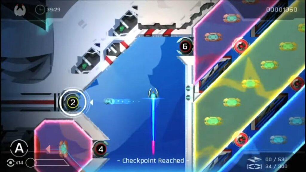 Velocity 2X PS Vita