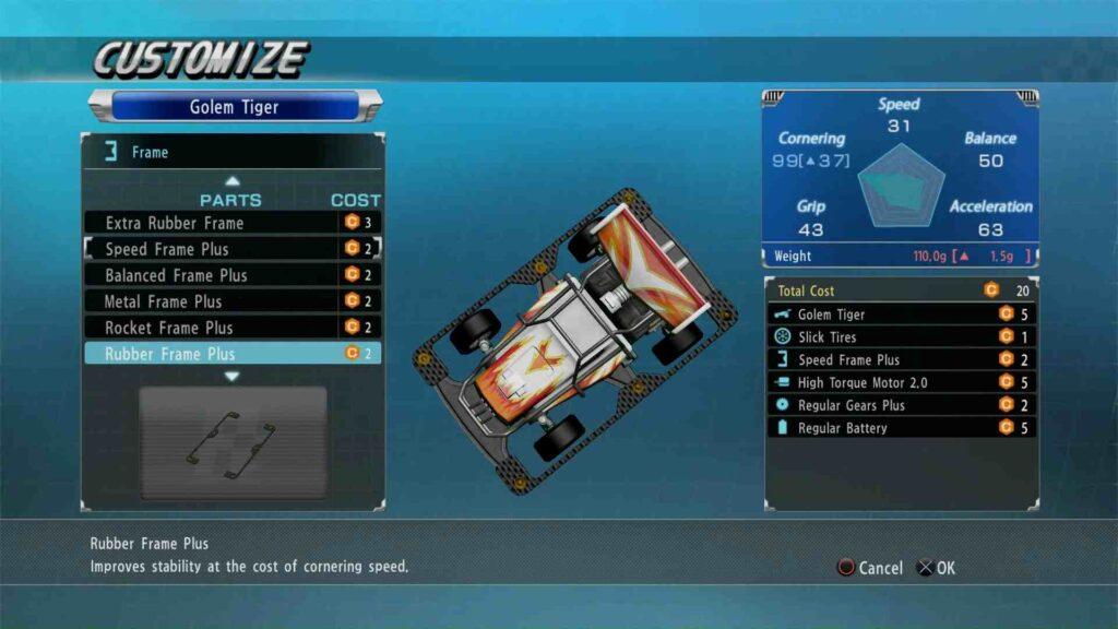 Yakuza 0 Pocket Circuit Racing