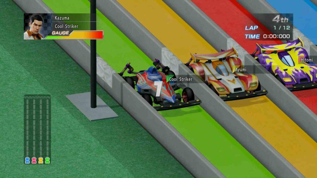 Yakuza 0 Circuit Races