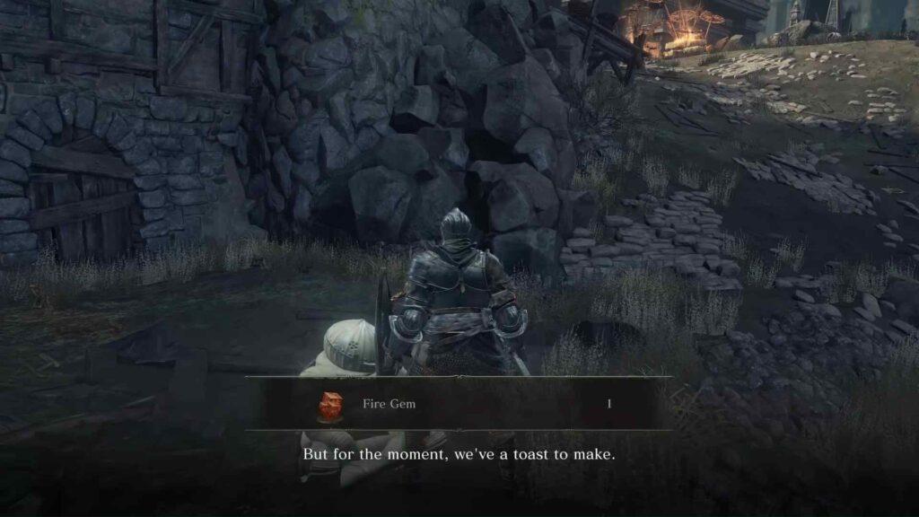 Dark Souls 3 Siegward Location
