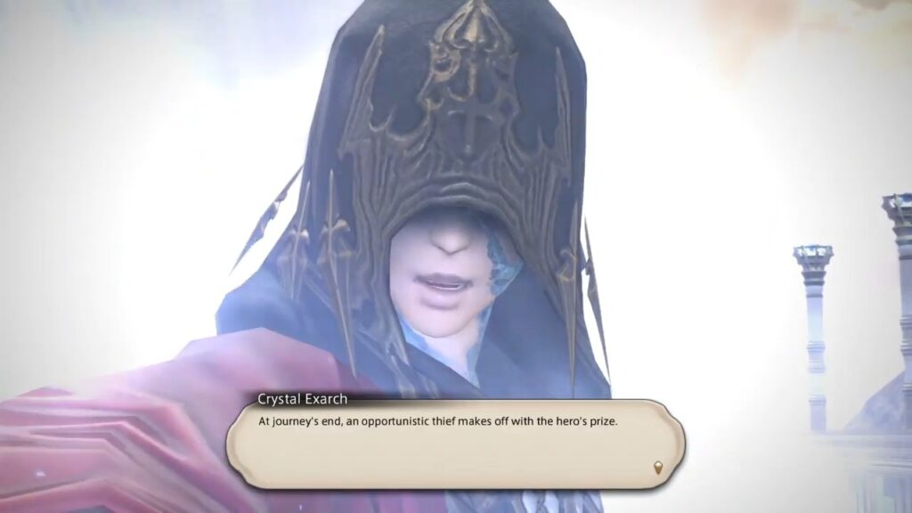 Crystal Exarch Personality