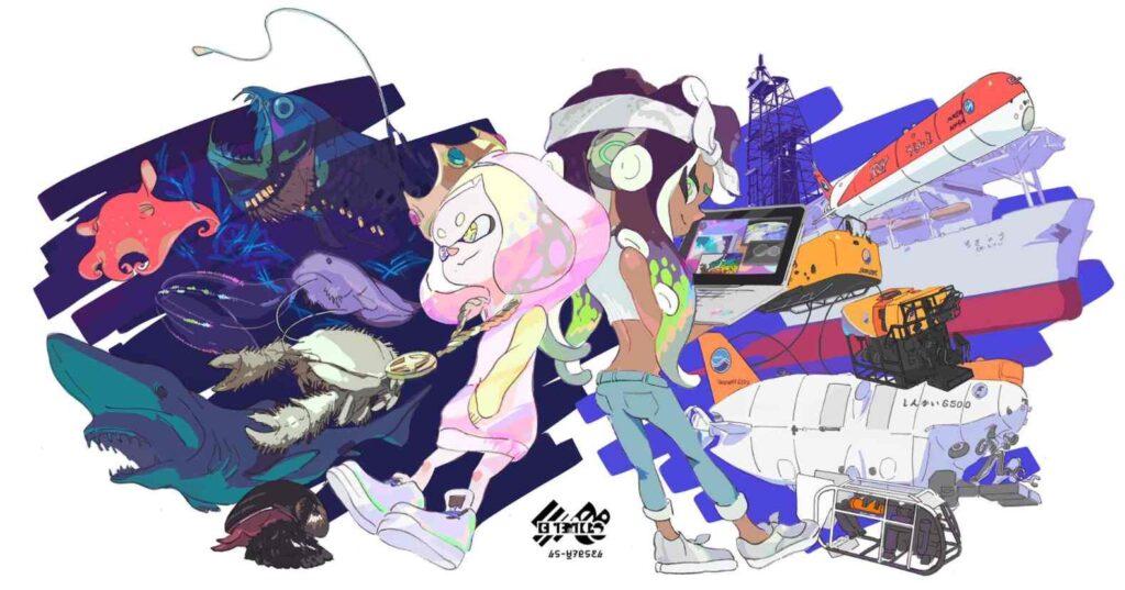 Japanese Splatfest (Splatoon)