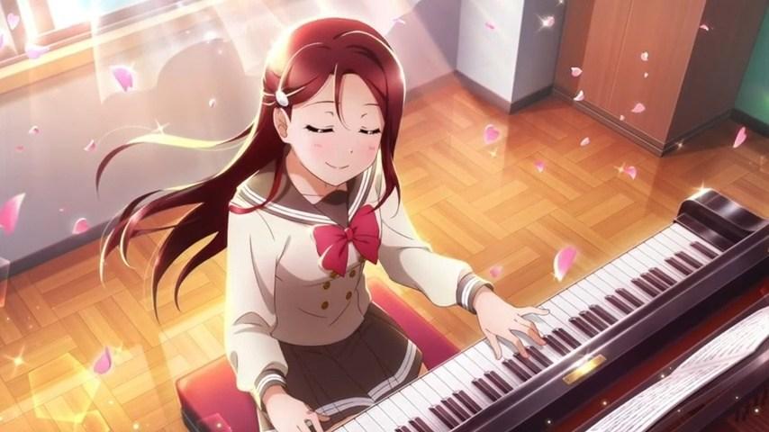 Love Live Birthday Sakurauichi Riko