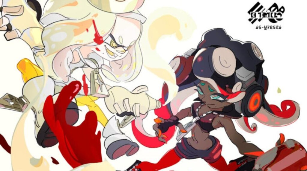 Pearl and Marina Playing With Their Food