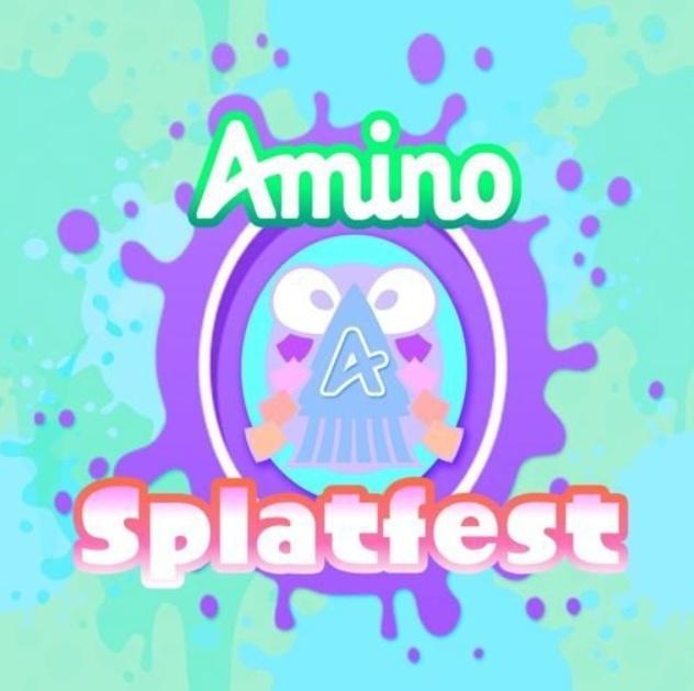 Splatoon Amino (Splatfest Art)