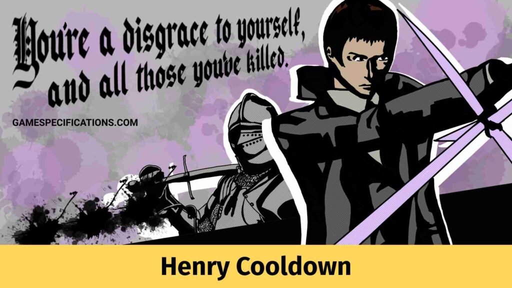 henry cooldown