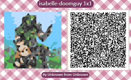 Isabelle and Doomguy