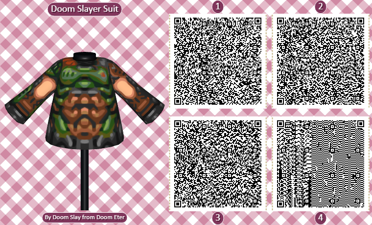 Doomguy Outfit
