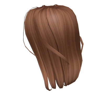 Brunette Volumnious Hair