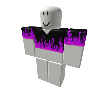 Purple aesthetic shirt