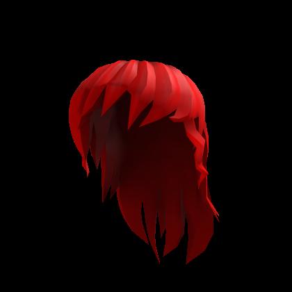 Red Katrina Scarlett Hair For Girls