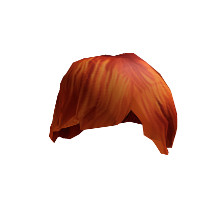 Red Surfer Hair For Boys