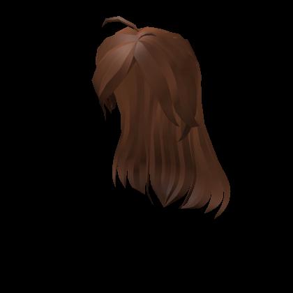 Silk Brown Cinnamon Hair