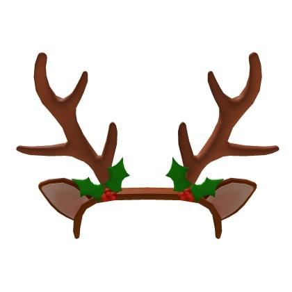 Roblox Reindeer Headband