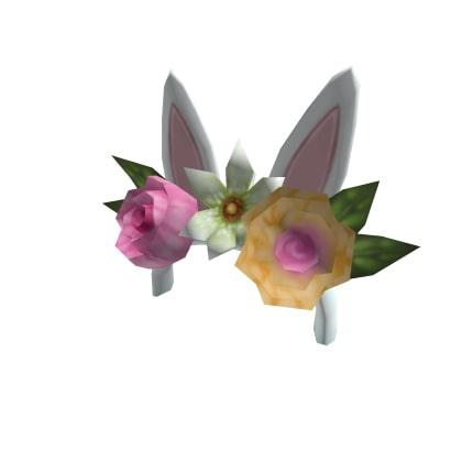 Roblox Spring Bunny Headband